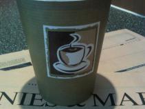Sage with my Coffee